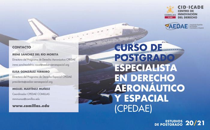Derecho Aeronáutico Espacial