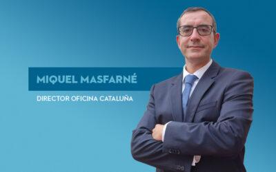 Miquel Masfarné se incorpora a la dirección de Cataluña de Criteria
